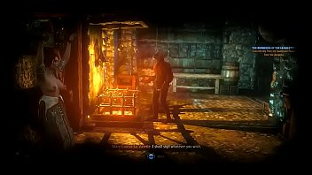 the witcher 2 - dungeon nude.