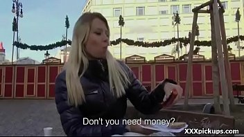 public fuck for money in open street with.
