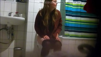 hidden cameras in toilets at parties.
