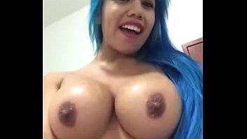 latin boobs from luna bella
