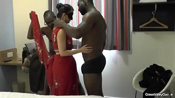 indian punjabi wife hotel bbc meet - part.