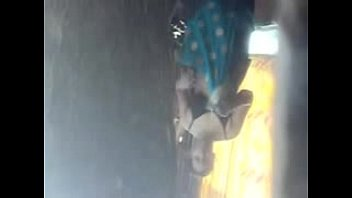 madhuri is recorded on spycam while.