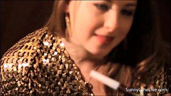 sunny lane hot nye pussy party!