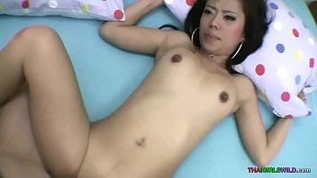 hard lonely cock meets horny thai.