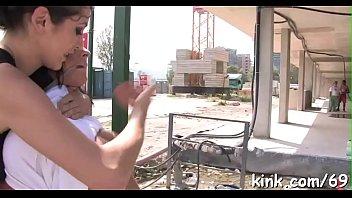 people having sex in public porn