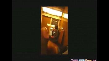 dickflash in subway