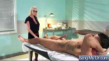 sex adventures between doctor and horny sluty patient.