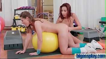 ntimate orgasms for gym lesbians(paula shy &amp_ sybil.
