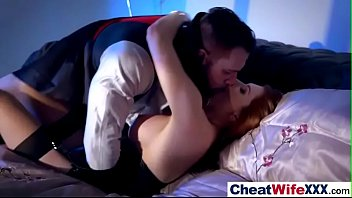 cheating wife (veronica vain) like hardcore sex on.