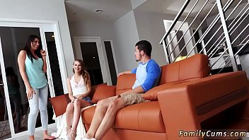 ginger teen riding dildo and step mom xxx.