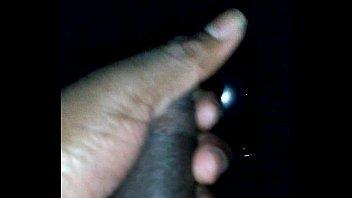 black dick stroking