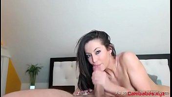 making my bf cum twice