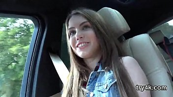 erotic teen blows penis in pov and gets.