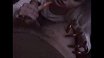 super long nails blowjob 8m