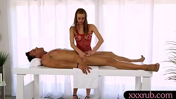 tight masseuse bjs cock under the.