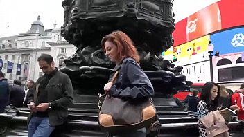hot vacation with your girlfriend emma evins in london