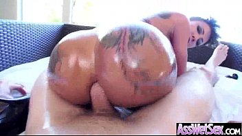 (bella bellz) big butt slut girl banged analy.