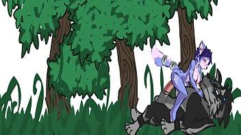 krystal and wolf link