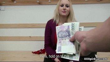 public pickups xxx - teen euro whore suck.