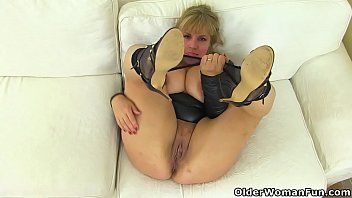 english milf danielle looks close to perfection in.