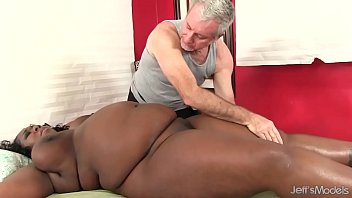 big bellied black girl daphne daniels gets a.