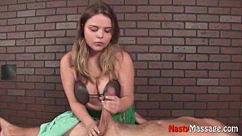 plumper teen getting seduced dick