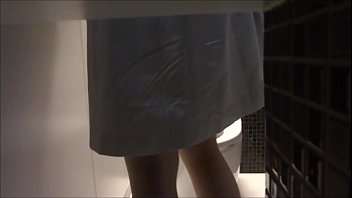 asian girls peeing toilet voyeur
