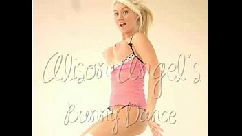 alison angels bunny dance -