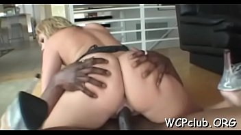 slutty white girl with good figure is nailed.