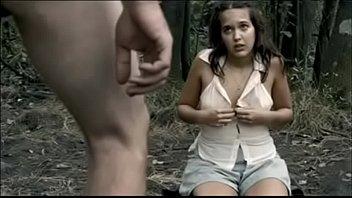 forced rapped girl gimena blesa (better edited scene).