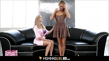 hot daughter and step mom