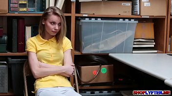 teen shoplifter catarina petrov gets a.