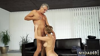 old porn stars sex with her boyboss&acute_s father.