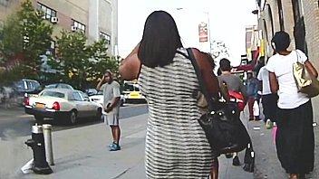 phat ass mature ebony gray dress