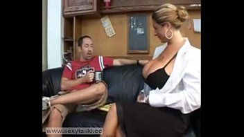 very hot big tit milf teacher.