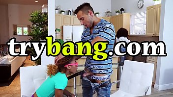 trybang - ulan teaches kendall woods how to.