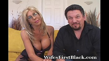 virgin wife has her first black.