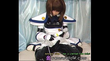 kigurumi animegao cosplay free japanese porn video stop.