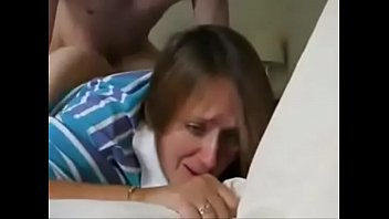 mom gets creampie by son