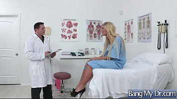 (tasha reign) horny patient take it hard from.