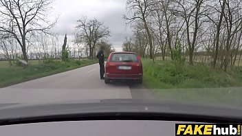 fake cop cop cums twice for.