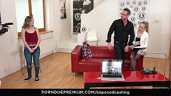 exposed casting - czech babe lady bug auditions.