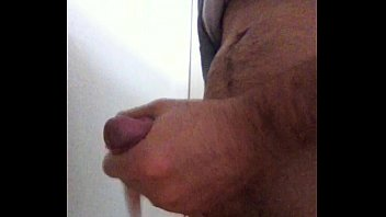 stroking uncut dick prt 2