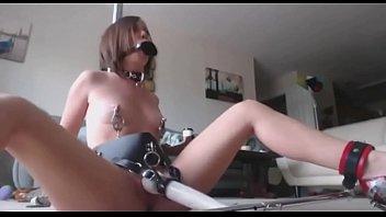 slave joyce subjected to my orgasm.