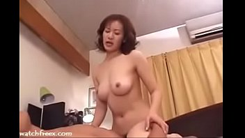 39yr Old Japanese Mom Loves Not Her Sons Cock Uncensored