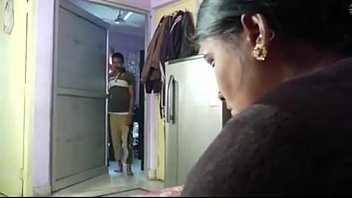 desi horny housewife bathing with devar.