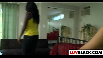 horny ebony osa lovely gets nailed