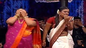 aishwarya rajesh navel show