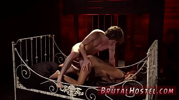 wife brutal threesome poor lil'_ jade jantzen, she.