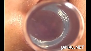 1st time anal on cam with dilettante japanese.